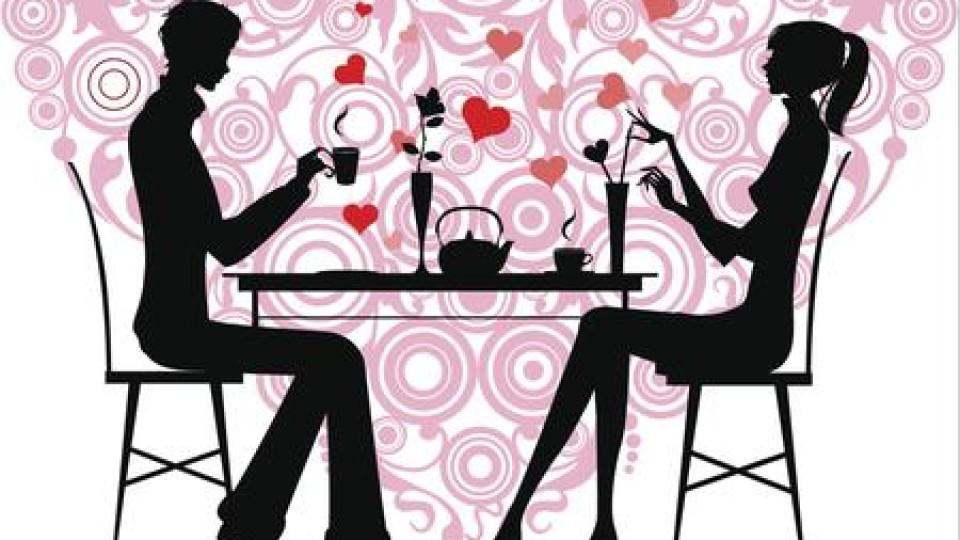 Primo appuntamento: cena romantica. Le parole giuste