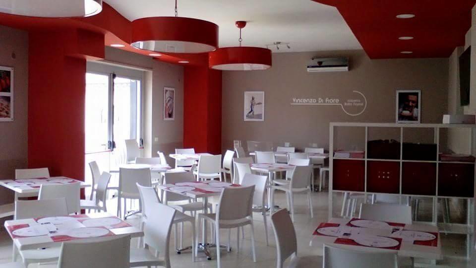 pizzeria bella napoli interno