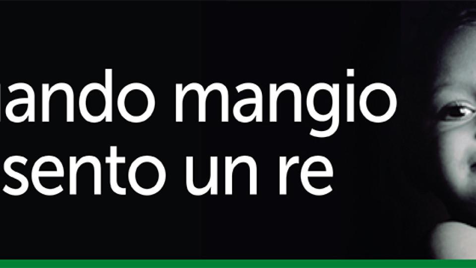 """EXPO DI MILANO: oggi in scena lo chef stellato Paolo Gramaglia con """"Quando Mangio mi sento un Re"""""""
