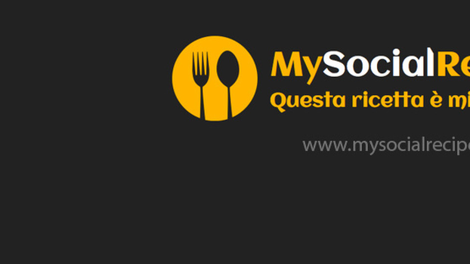 Con mysocialrecipe.com difendi e registri la tua ricetta
