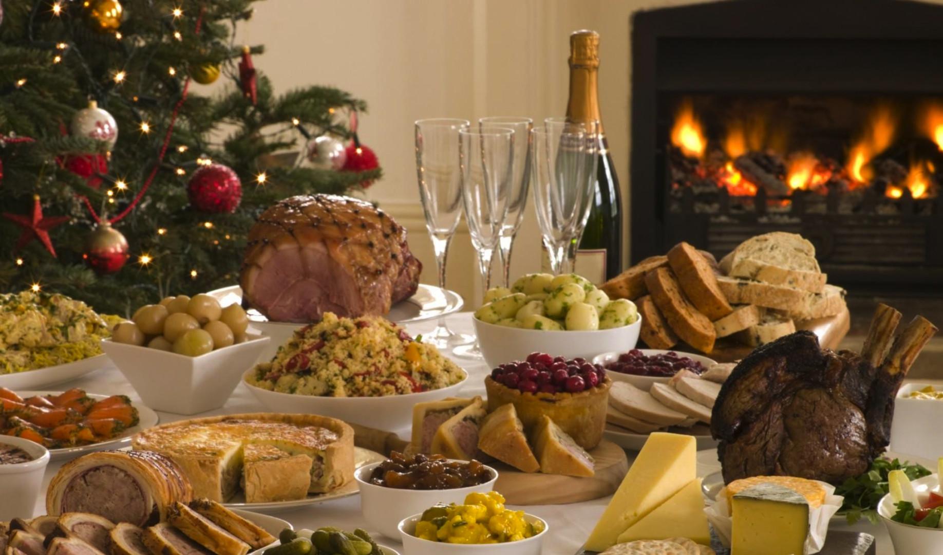 Il pranzo di natale da veri gourmand lo si cucina online - Tavole da pranzo ...