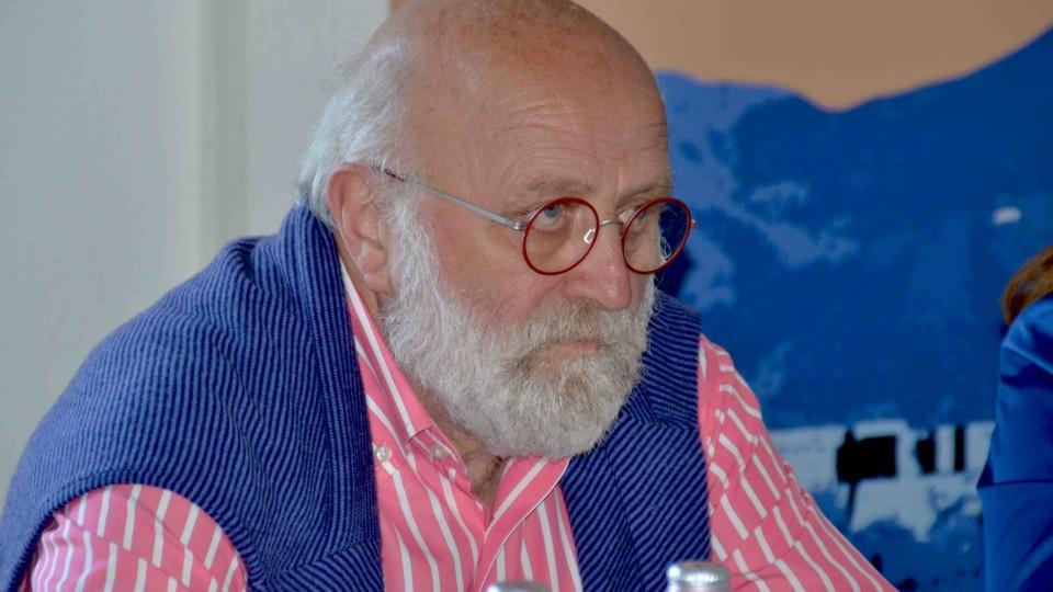 Caseus: presentazione del libro di Renato Brancaleoni al Vitigno Italia