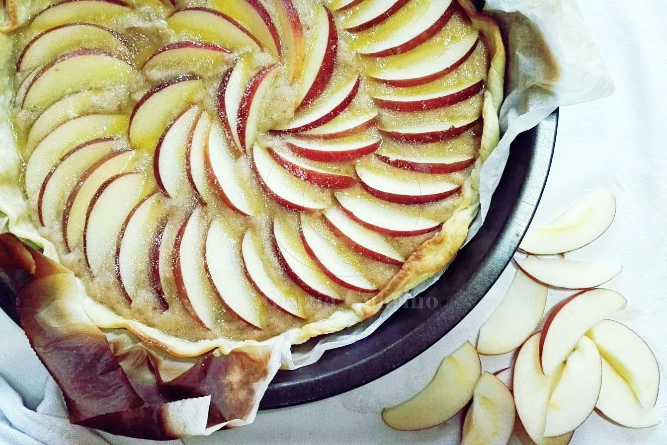 Ricette torta di mele pasta brise
