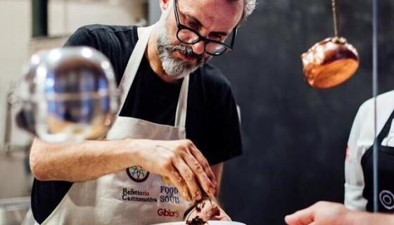Il Pastificio Di Martino a Rio de Janeiro a sostegno di  Food for Soul e Gastromotiva per un RefettoRio durante le Olimpiadi 2016