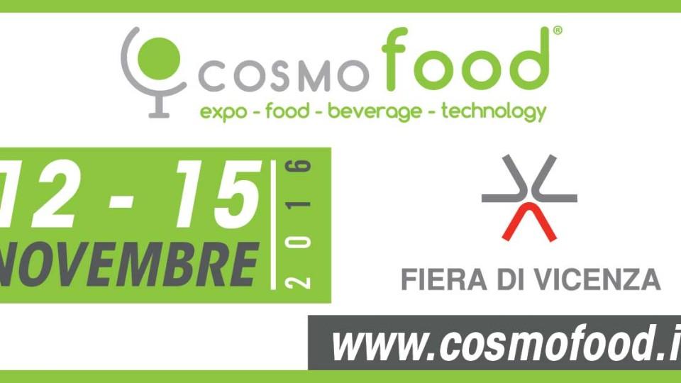 Cosmofood: l'universo del food in una fiera