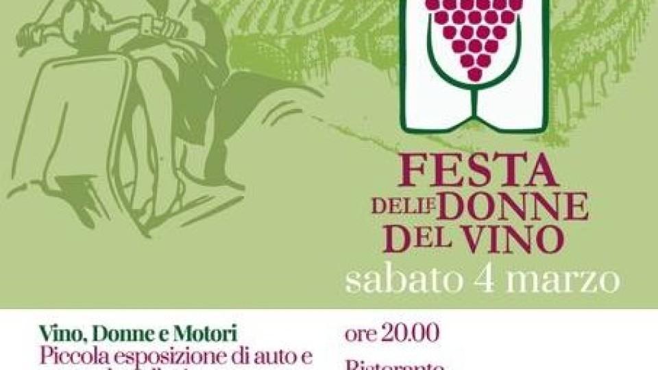 Prima Festa delle Donne del Vino: l'Irpinia grande protagonista