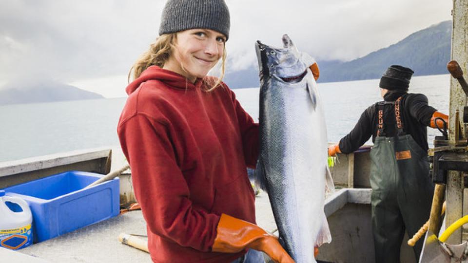 I gioielli ittici dell'Alaska in vetrina alla tredicesima edizione di Identità Golose