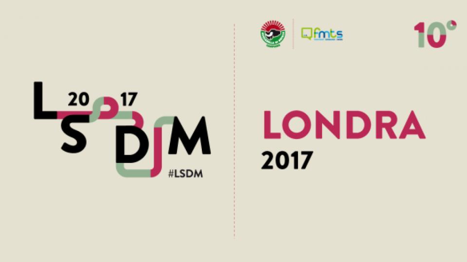 LSDM sbarca a Londra