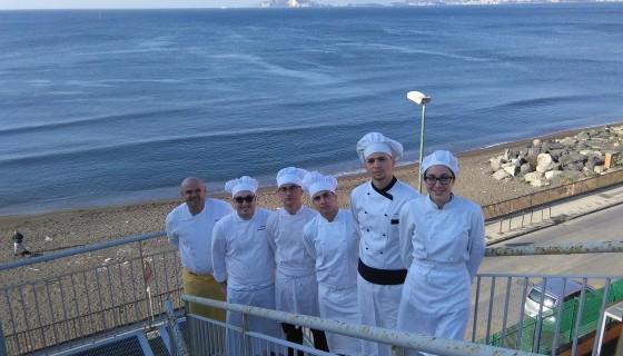 Giovani chef della Campania in gara per celebrare il mondo della gastronomia francese