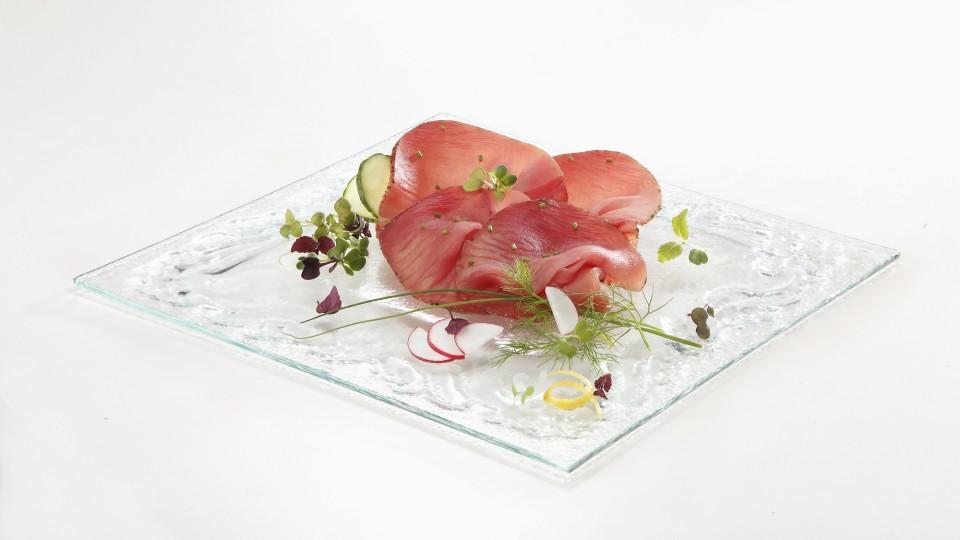 """Il benessere in tavola: """"la bresaola di tonno"""""""