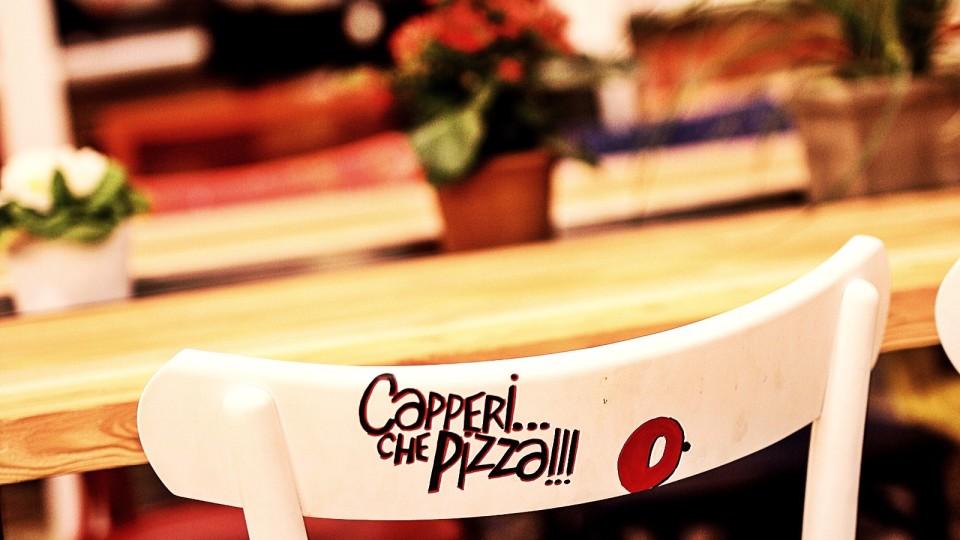 Capperi…che Pizza! Pizza Gourmet: martedì 4 aprile la presentazione a Milano