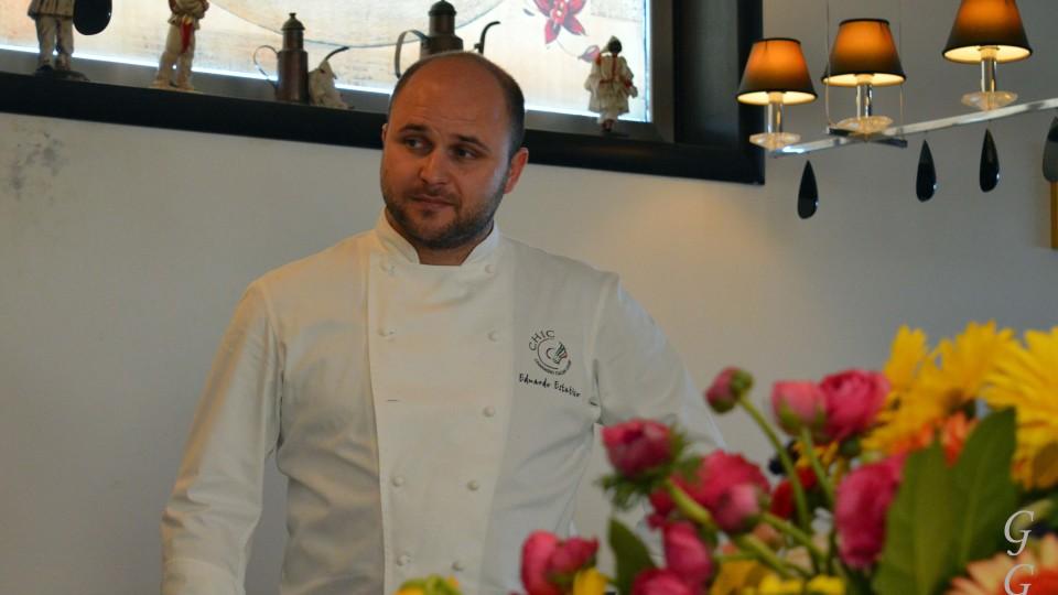 Eduardo Estatico alza il sipario della nuova stagione gastronomica al JK Place Capri