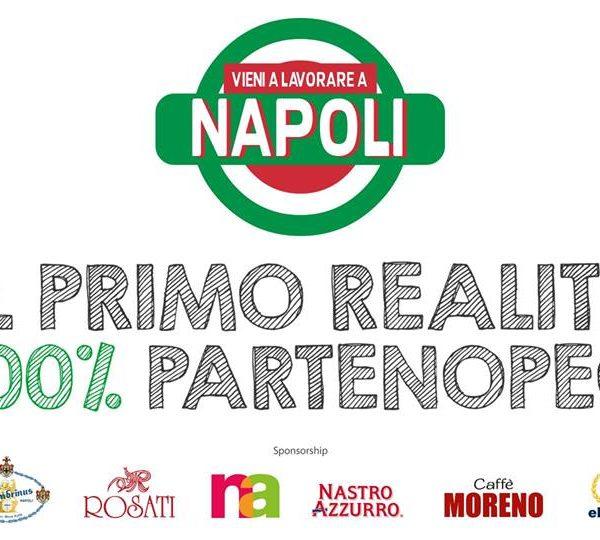 Vieni a lavorare a Napoli