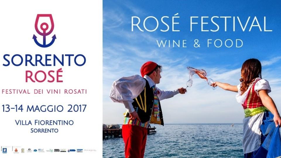 Sorrento Rosé: il primo festival dei vini rosati