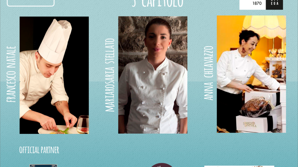 """""""Aggiungi un Posto in Cucina"""", 3° capitolo…Che lo Show-Cooking abbia inizio!"""