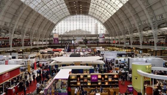 Il Primitivo di Manduria di Commenda Magistrale al London Wine Fair