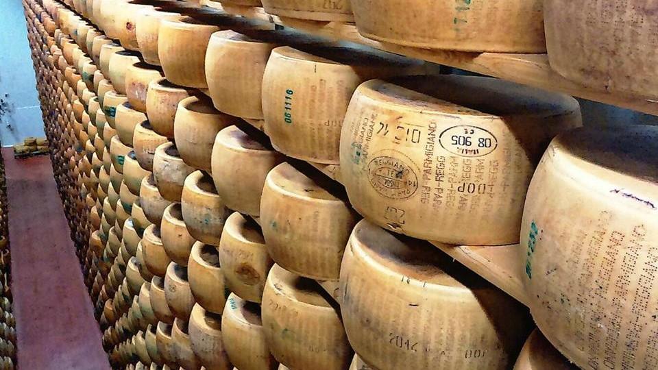 Parmigiano Reggiano 36 mesi: un elisir di salute e bontà