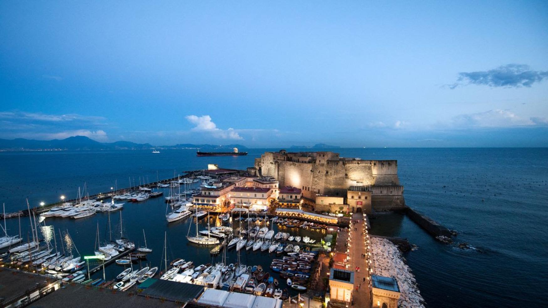 #Vitignoitalia a Napoli dal 21 al 23 maggio 2017 negli splendidi spazi di Castel dell'Ovo