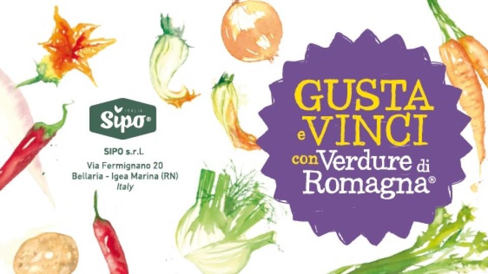 Gusta e vinci con le Verdure di Romagna