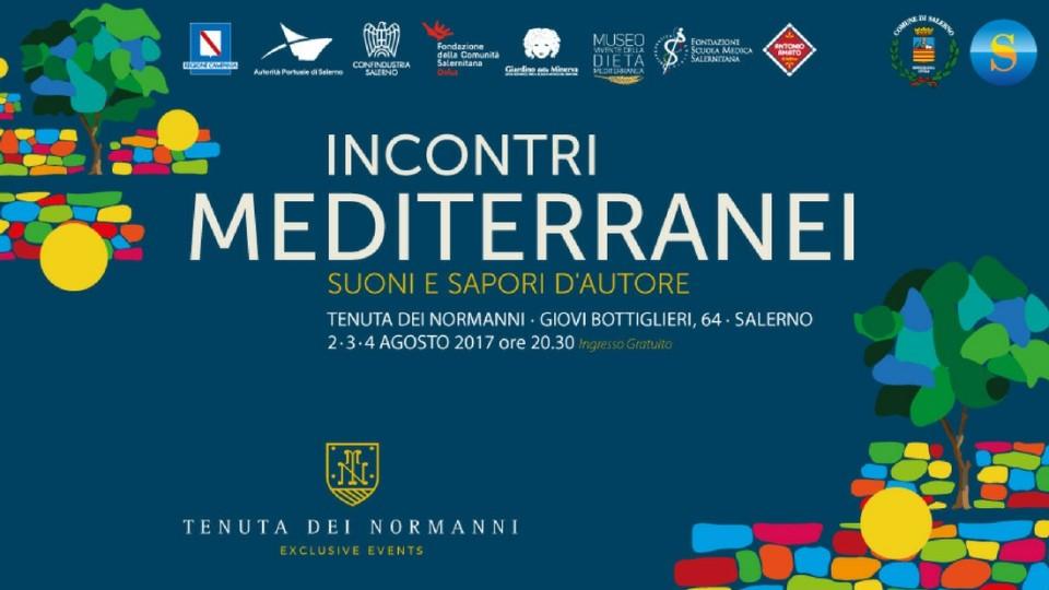 Incontri Mediterranei – Suoni e sapori d'autore alla Tenuta dei Normanni
