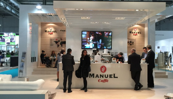 Specialty Coffee Manuel Caffè a HostMilano 2017