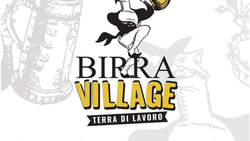 """Birra Village – Terra di Lavoro"""": dal 21 al 24 settembre nei pressi della Reggia di Caserta"""